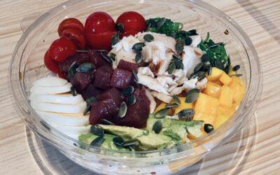 Healthy Hunters & Kapelmuur, el nutricionista y el poke perfecto