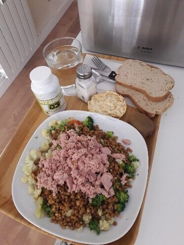 UN DÍA EN MI DIETA: Lo que comí el día que hice mis primeros 100km 21