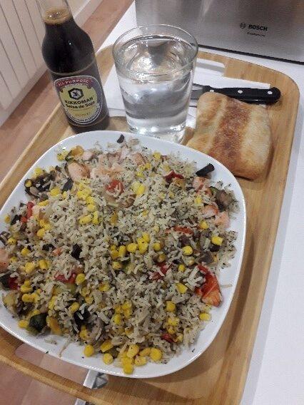 UN DÍA EN MI DIETA: Lo que comí el día que hice mis primeros 100km 9