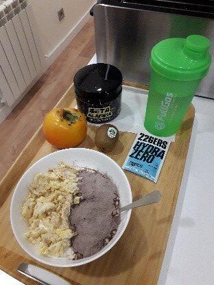 UN DÍA EN MI DIETA: Lo que comí el día que hice mis primeros 100km 16